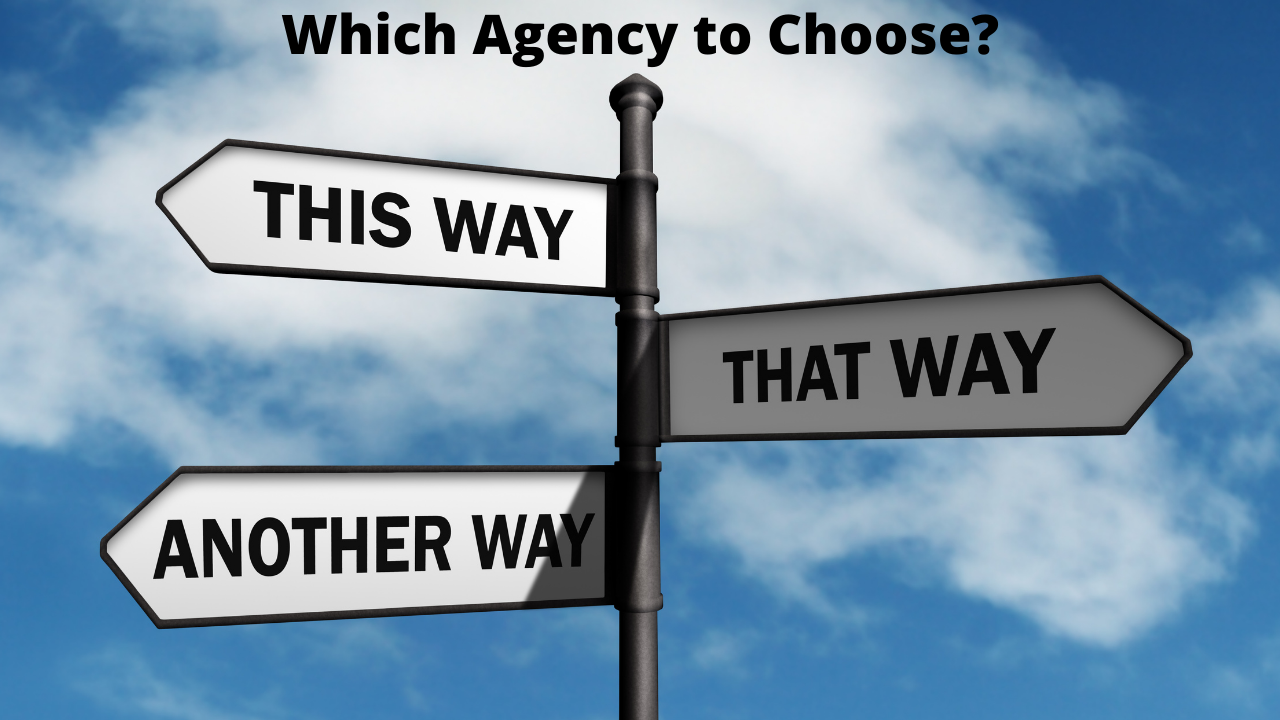 Determining which Marketing Agency to Choose