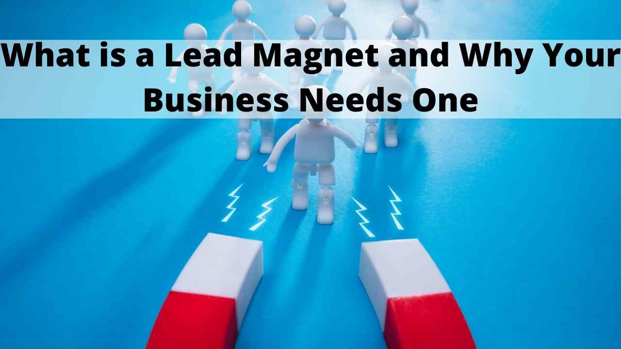 What is a Lead Magnet and Why Your Business Needs One